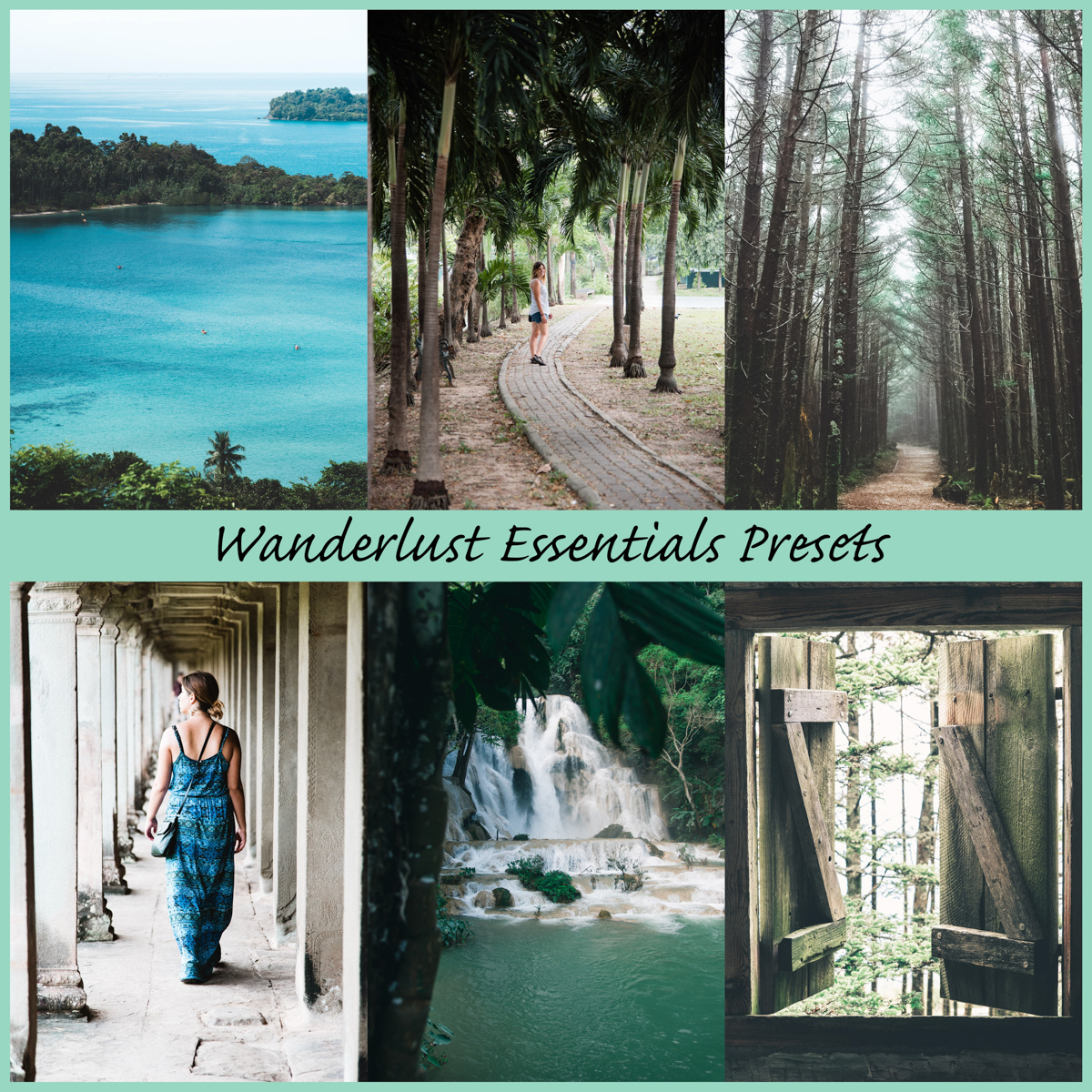 6 Wanderlust-Inspired Lightroom Presets to Enhance Your Travel Photos